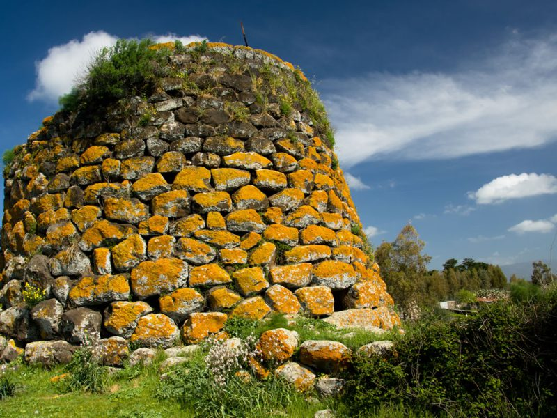 Nuraghe, domus de janas, tombs of giants Cala Luas Resort